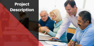PMP Project Description Examples, Tips, Common Mistakes