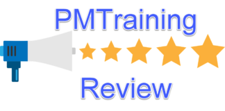 PMTraining Review for PMP course