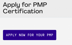 Apply for PMP Certification