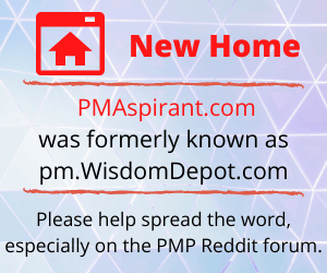PMAspirant was formerly known as pm.wisdomdepot.com.