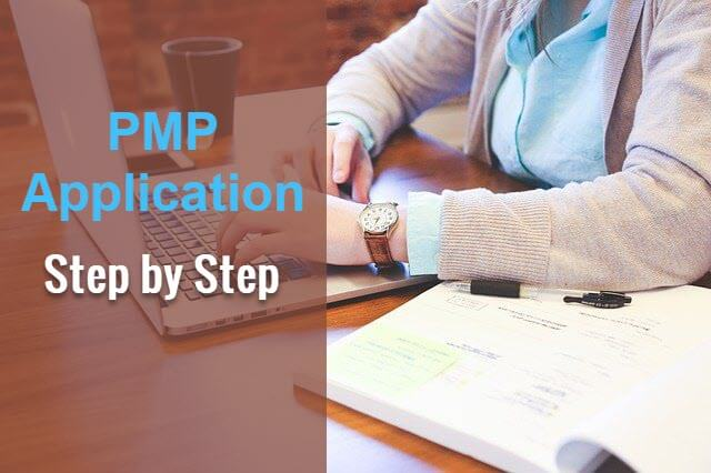 PMP Application step by step guide