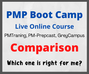 Best PMP boot camp online training